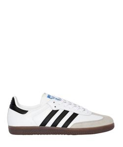 adidas Originals | Кроссовки Samba Из Кожи И Замши
