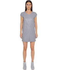 MM6 by Maison Margiela | Платье Из Искусственной Кожи