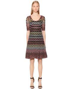 Missoni | Трикотажное Платье С Люрексом