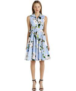 Samantha Sung | Платье Из Стретч Хлопка