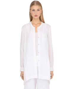 Transit Par-Such | Collarless Light Viscose Linen Jacket