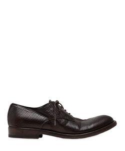 Seboy'S | Кожаные Туфли С Лазерным Узором
