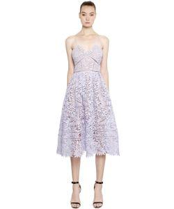 SELF-PORTRAIT | Кружевное Платье Laelia