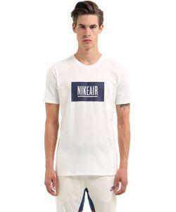 Nike | Хлопковая Футболка Nikelab Pigalle Nikeair