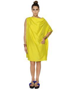 Marina Rinaldi | Платье Из Лёгкого Шантунг
