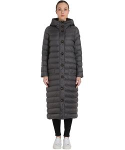 Peuterey | Mauria Hooded Long Puffer Jacket