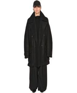 JUUN.J | Двубортное Шерстяное Пальто