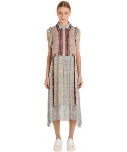 TOMMY HILFIGER COLLECTION | Платье Prairie Из Вискозы С Цветочным Принтом