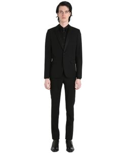 Saint Laurent | Костюм Из Шерстяного Габардина