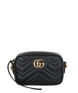 Gucci | Кожаная Сумка Gg Marmont 2.0