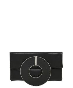 Sylvio Giardina | Кожаный Клатч Frisbee