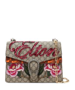 Gucci | Сумка Dionysus С Вышивкой Elton