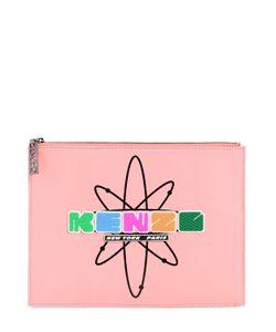 Kenzo | Кожаный Клатч Essential Atomic