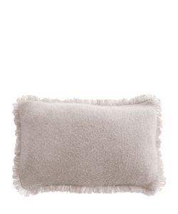SANS TABÙ | Прямоугольная Подушка Из Плюша