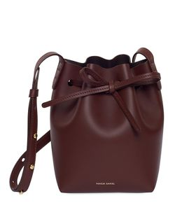 MANSUR GAVRIEL | Mini Leather Bucket Bag