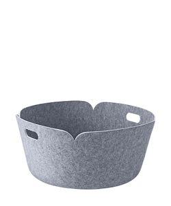 MUUTO | Restore Round Recycled Plastic Basket