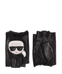 Karl Lagerfeld | Кожаные Перчатки K/Ikonik