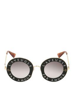 Gucci | Солнцезащитные Очки Laveugle Par Amour