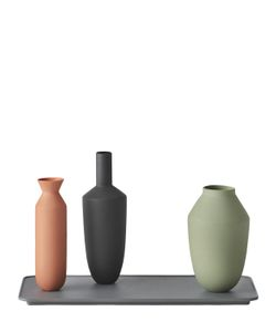 MUUTO | Balance Set Of 3 Vases Tray