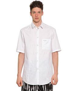 Mcq Alexander Mcqueen | Рубашка Из Хлопка