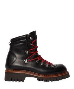 Dsquared2 | Кожаные Ботинки Для Трекинга 50mm
