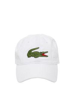 Lacoste | Бейсбольная Кепка Из Хлопка С Вышитым Логотипом