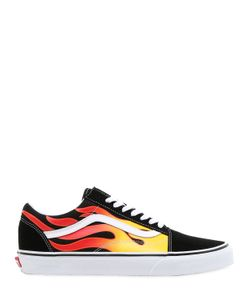 Vans | Кроссовки Flame Old Skool