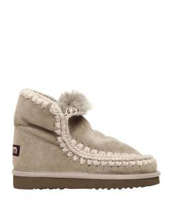Mou | Ботинки Eskimo 18 Из Овчины 40Мм
