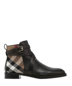 Burberry | Кожаные Ботинки 20Мм