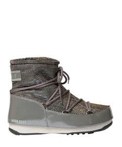 Moon Boot | We Low Glitter Nylon Boots