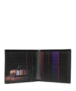 Paul Smith | Кожаный Кошелёк Mini Stripes
