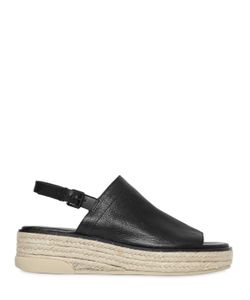 DKNY | 50mm Sally Leather Rope Sandals