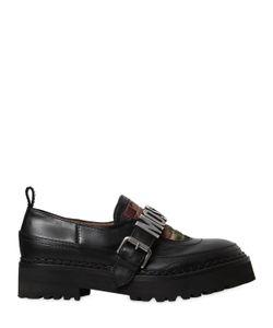 Moschino | Кожаные Туфли 40Мм