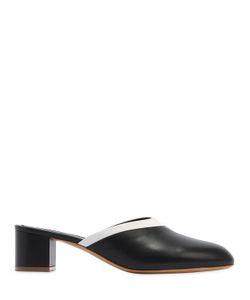 MANSUR GAVRIEL | Кожаные Туфли-Мюли 40mm
