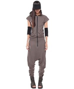 DEMOBAZA | Arcturus Cotton Jersey Jumpsuit
