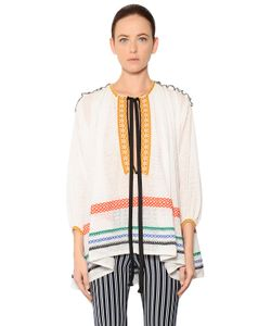 Sonia Rykiel | Блуза Из Вуали
