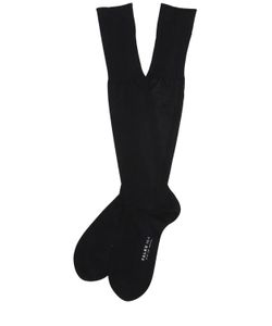 FALKE LUXURY | Короткие Носки Из Шёлка
