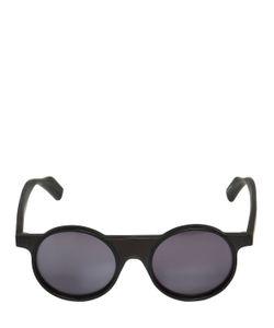 Yohji Yamamoto | Солнцезащитные Очки С Круглыми Стёклами