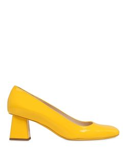 RAYNE | 50mm Patent Leather Pumps