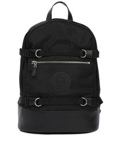 Versus | Рюкзак Из Кожи И Нейлона С Логотипом