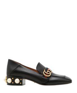 Gucci | Кожаные Туфли Peyton 35Мм
