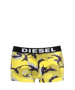 Diesel | Набор Трусов-Боксеров Из Хлопкового Джерси
