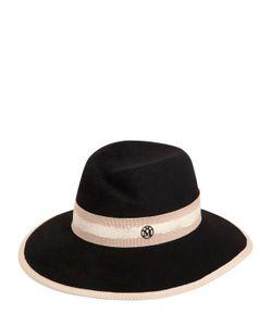 Maison Michel | Шляпа Virginie Из Кроличьего Фетра