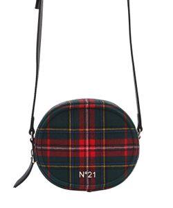 No21 | Сумка Из Шотландки