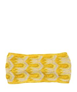Missoni | Two Tone Lace Lurex Headband