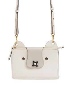 Anya Hindmarch | Husky Leather Crossbody Bag