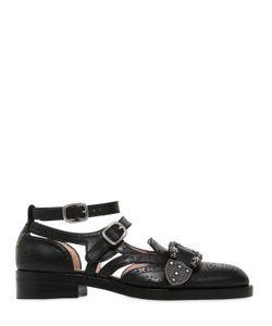 Gucci | Кожаные Ботильоны С Пряжками 20mm