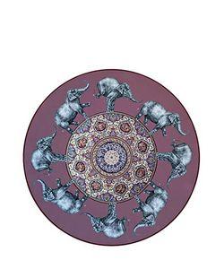 LES OTTOMANS | Тарелка Costantinopoli Elephants