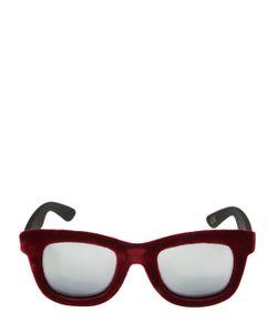 Italia Independent | I-Plastik 0090v Velvet Mirror Sunglasses
