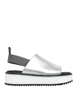 Kat Maconie | 30mm Leather Platform Sandals